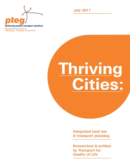 Thriving Cities cover image